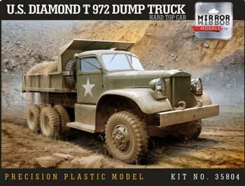 35804 1/35 US Diamond T 972 Dump Truck (early)