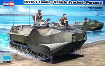 82409 БТР LVTP-7 Landing Vehicle Tracked-Personnel (Hobby Boss) 1/35