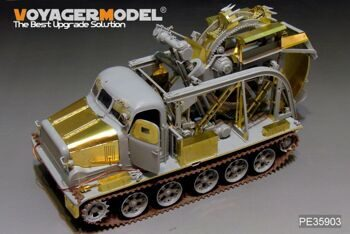 PE35903 Russian BTM-3 High-Speed Trench Digging Vehicle