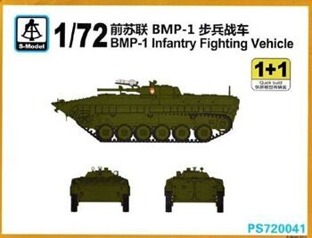 PS720041 BMP-1 Infantry Fighting Vehicle