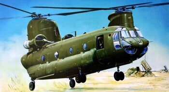 "01622 CH-47D ""CHINOOK"""