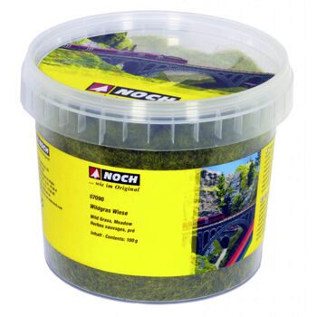 07090 Wild grass, Meadow 6mm, 100g container