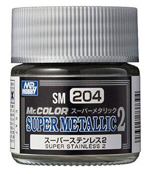 SM204 Super Stainless 2