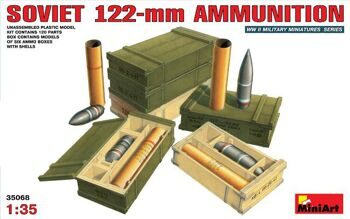 35068  Soviet 122-mm ammunition