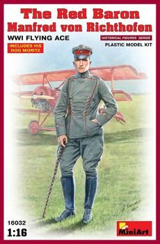 16032  Red Baron. Manfred von Richthofen.WW1 Flying Ace