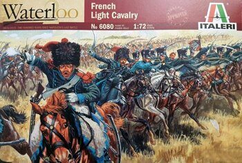 6080  French Light Cavalry