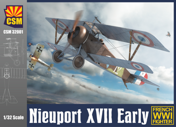 CSM32-001 Nieuport XVII Early