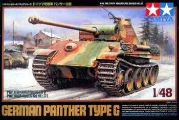 32520 1/48 German Panther G