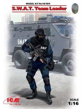 16101 SWAT Team Leader