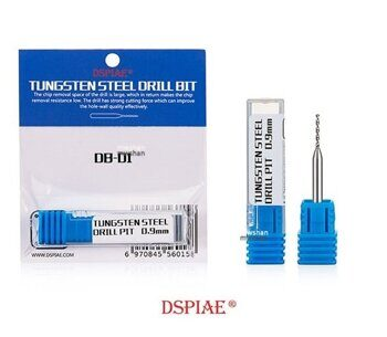 DB-01 TUNGSTEN STEEL DRILL BIT (0,7mm)