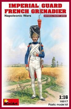 16017  Imperial Guard French Grenadier. Napoleonic Wars.