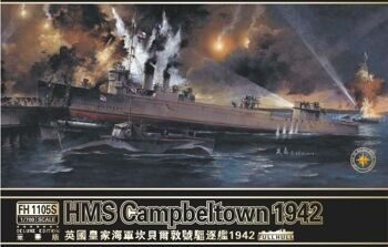 FH 1105 HMS Campbeltown 1942 (trade edition)