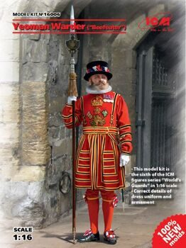 "16006 Yeoman Warder ""Beefeater"""