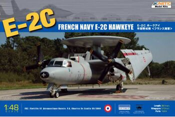 K48015 1/48 E-2C French Hawkeye