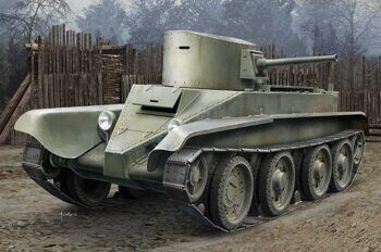 84514 Soviet BT-2 Tank (early)