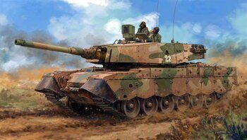 83897 South African Olifant MK1B MBT