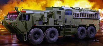 01067 M1142 Tactical Fire Fighting Truck (TFFT)