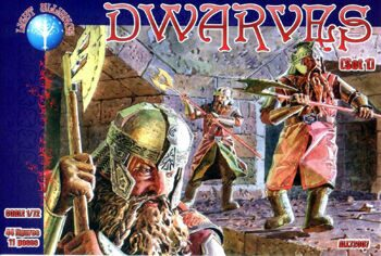 ALL72007  Dwarves, set 1