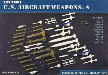 03302 US aircraft weapon I