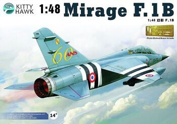 KH 80112 Kittihawk 1/48 Mirage F.1B
