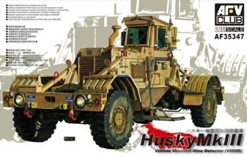 AF35347 1/35 Husky Mk III Vehicle Mounted Mine Detector (VMMD)