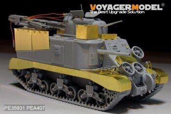 PE35931 WWII US M31 tank recovery vehicle (TAKOM 2088)