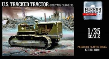 35850 1/35 US Tracked Tractor (Military Crawler)