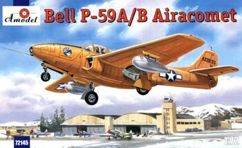 72145 Bell P-59A/B Airacomet