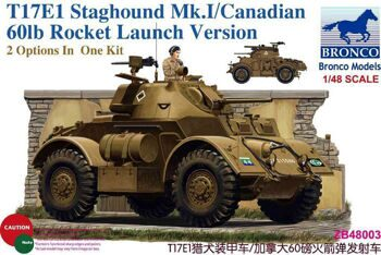 ZB48003 T 17E1 Staghound Mk.I