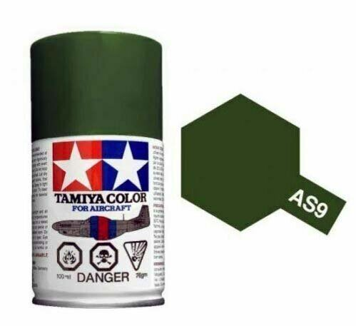 86509 AS-9 Dark Green