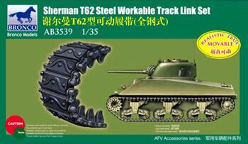 AB3539 Sherman T62 Workable Track Link Set