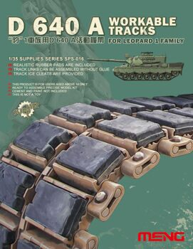 SPS-016 D 640 A Workable Tracks for Leopard 1 Family