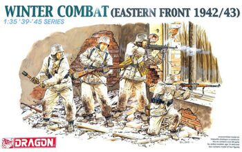 "6154 1/35 Winter Combat ""Eastern Front 1942-43"""