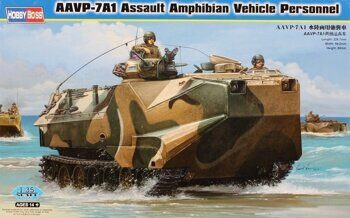 82410 American AAVP-7A1 Assault Amphibian Vehicle Personnel