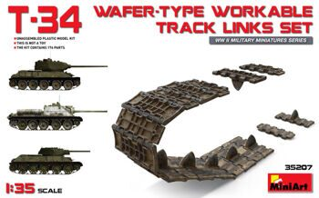 35207  T-34 wafer-type workable track links se