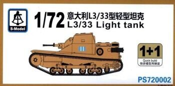 PS720002 L3/33 Light Tank