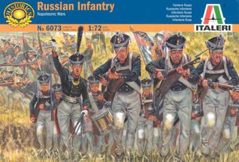 6073 Russian Infantry