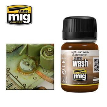 AMIG1004 Light Rust Wash