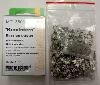 MTL35064 Tracks for Komintern