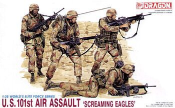 3011 1/35 U.S. 101st AIR ASSAULT