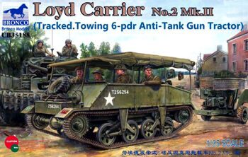 CB35188 1/35  Loyd Carrier No. 2 Mk. II