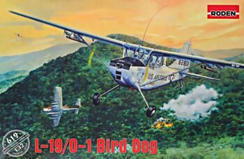 619  Cessna L-19/O-1 Bird Dog