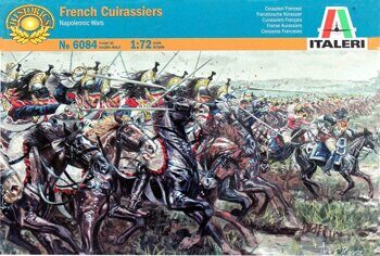 6084 French Cuirassiers