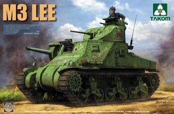 2085 MEDIUM TANK M3 LEE EARLY