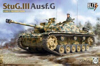 8004 1/35 StuG.III Ausf.G early production