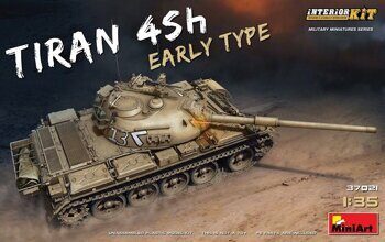 37021 Tiran 4 Sh Early Type (Interior Kit)
