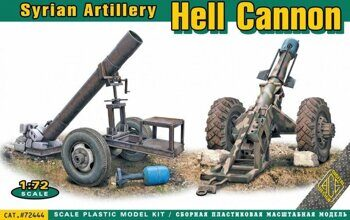 72444 Hell Cannon Syrian artillery