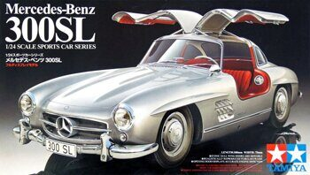 24338 1/24 Mercedes-Benz 300SL