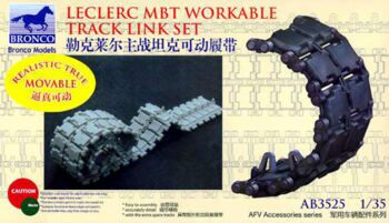 AB3525 LECLERC mbt workable track link set