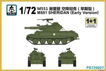 PS720027 M551 SHERIDAN ( Early Version)
